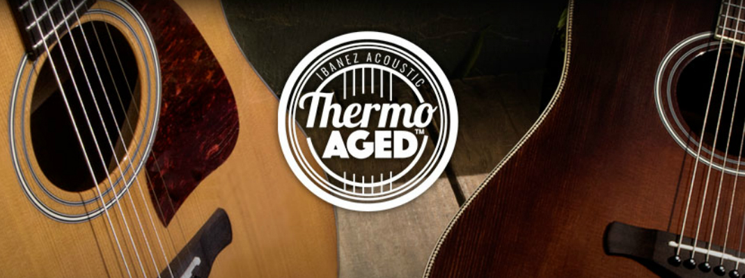 Ibanez Acoustic Thermo Aged
