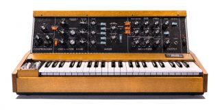 Minimoog Synthesizer