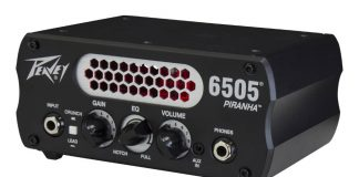 Peavey 6505 Piranha Micro Head in UK