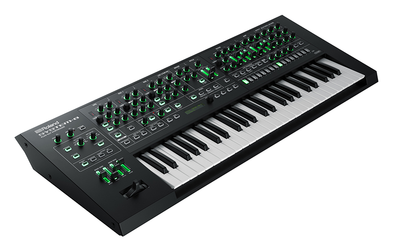Roland unveils 30+ new products during 24-hour online music