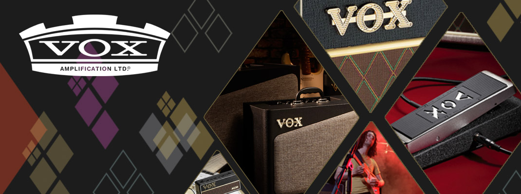 VOX Amplification by Korg