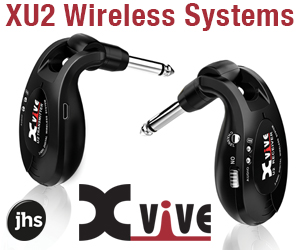 Xvive XU2 Wireless Systems