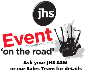 JHS On the road event
