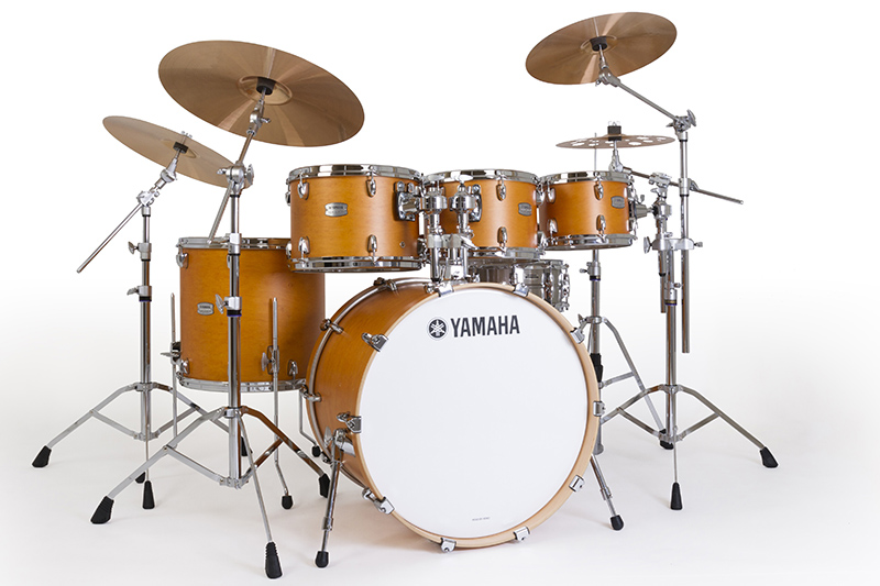 Yamaha Drum Finishes