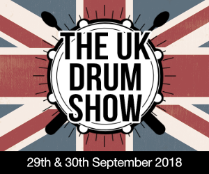 The UK Drum Show 2018
