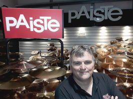 Craig Buckley takes over The Manchester Drum Centre and rebrands as DRUM ONE.