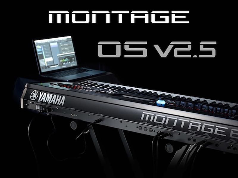 Music montage