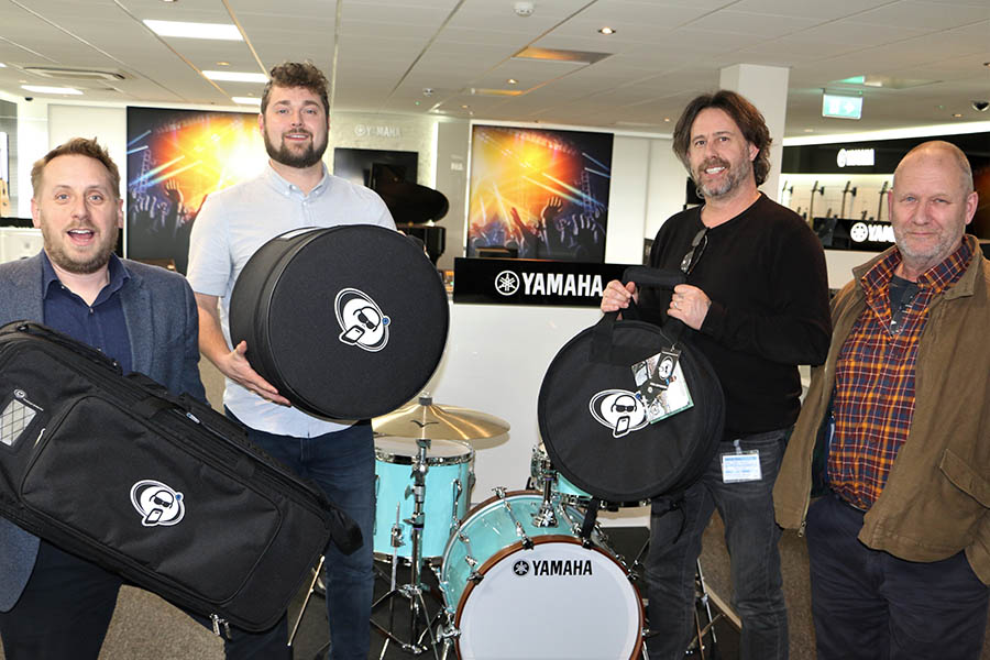 Yamaha to distribute Protection Racket in UK | Music