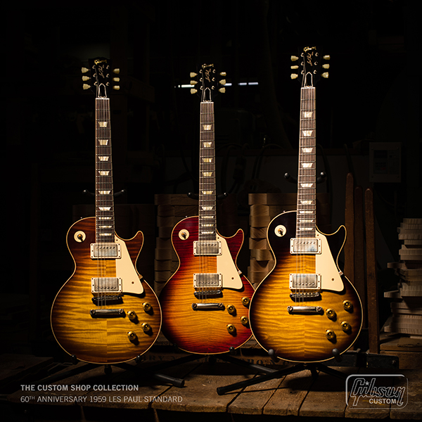 All eyes on revived Gibson as it unveils new models | Music