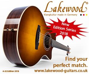 Lakewood Guitars