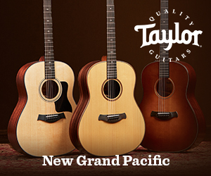 Taylor Guitars New Grand Pacific