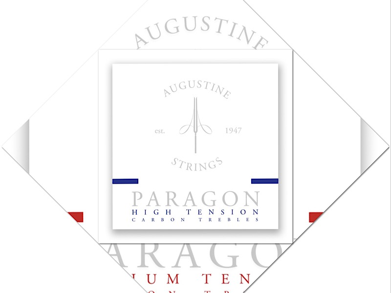 Paragon announce Fluorocarbon classical guitar strings