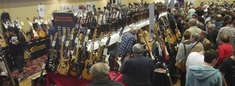 NGS to host 10th Anniversary Leeds Bradford Guitar Show