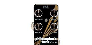Pigtronix Philosopher's Tone