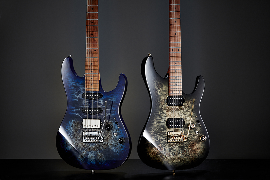 Ibanez Guitars New For 2020 Music Instrument News