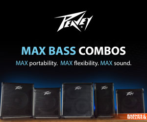 Peavey Max Bass Combos