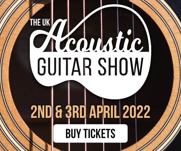 The UK Acoustic Guitar Show